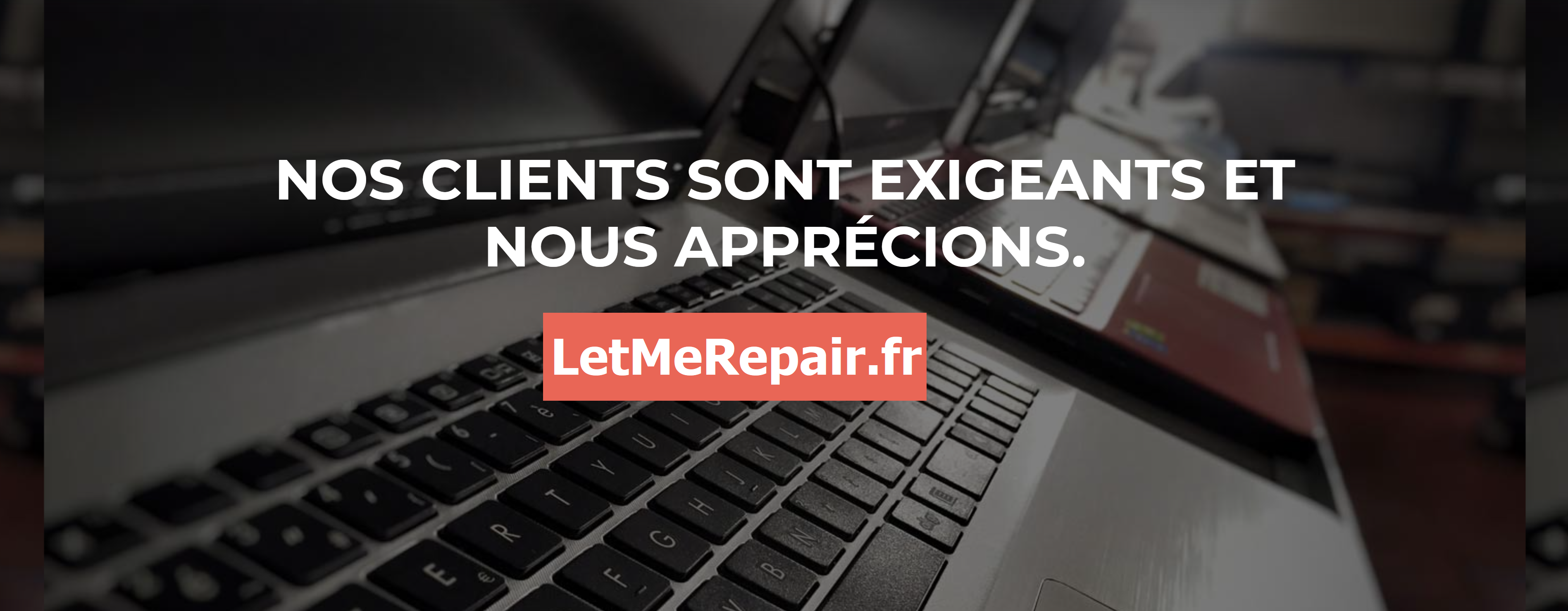 Plateforme LetMeRepair France